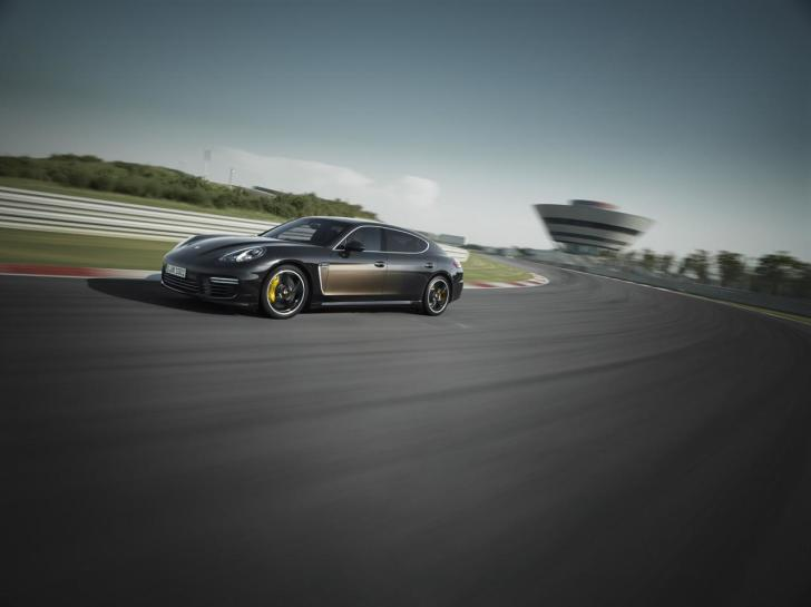 Porsche Panamera Exclusive Series 2014