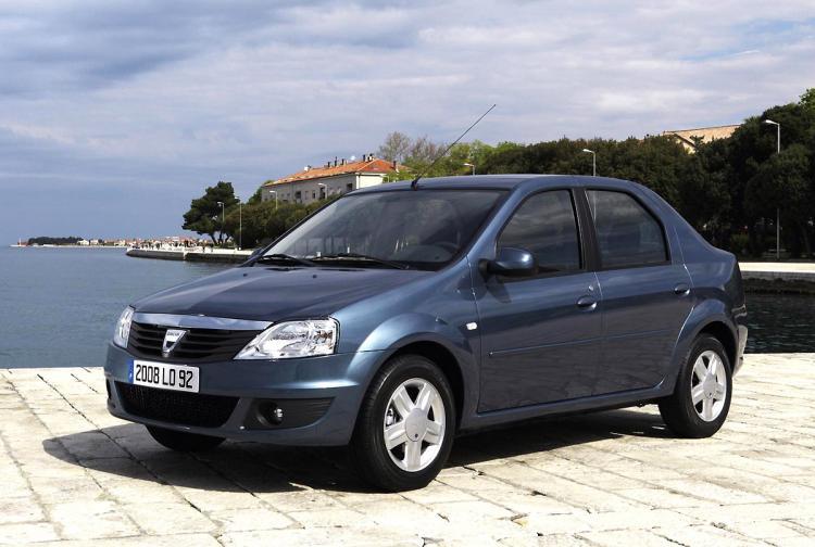 Dacia Logan UK
