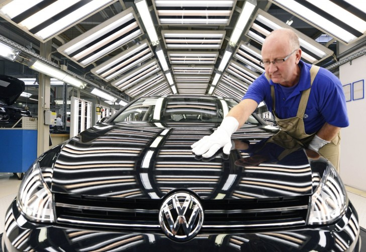 volkswagen Germania automobil productie
